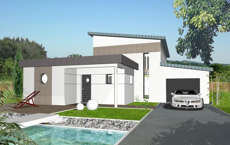 Maison individuelle nantes maison bbc nantes for Concevoir plan maison